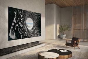 Samsungin kotikäyttöön suunnattu 110-tuumainen MicroLED-televisio saapuu markkinoille vuoden 2021 alkupuolella
