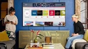 Samsungin älytelevisioihin saapuu Samsung TV Plus -palvelu - tarjoaa 20 kanavaa ilmaiseksi