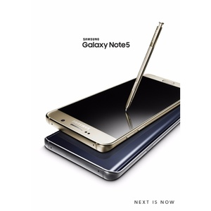 Samsung unveils the Galaxy Note 5