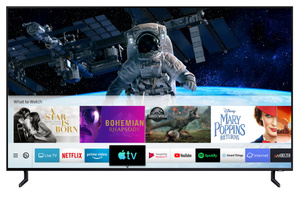 Samsungin älytelevisiot saivat todellisen Apple-päivityksen