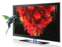 Samsungin tv-myynti nousi ennätyslukemiin joulukuussa