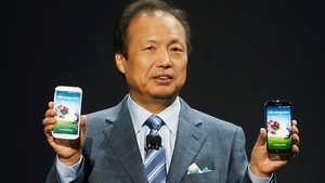 Samsung Galaxy S4 sells 40 million units