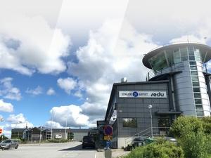 Seinäjoen lentoasemasta tulee eurooppalainen rahtidrooniverkoston tukikohta - miehittämättömät rahtilennot aloitetaan vuonna 2022