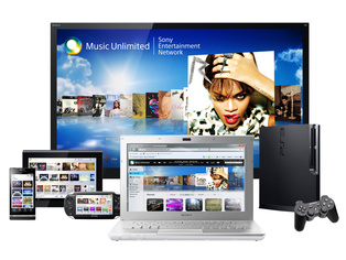 Sony harkitsee eri tapoja yhdistää Sony Music Unlimited -palvelu PS4-pelaamiseen