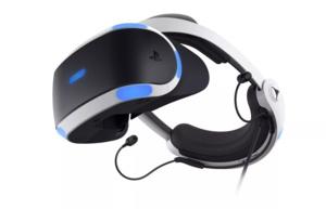 Sony esitteli PlayStation VR -laseista uuden version