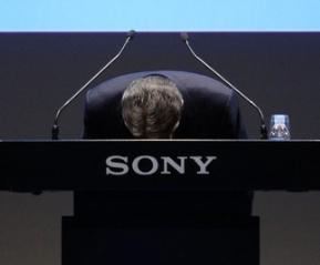 Sony jatkaa tappioputkea