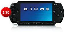 PSP:een uusi firmware ja Flash-tuki