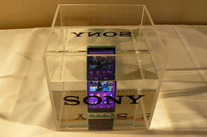Sony warns: Don't submerge your waterproof Xperia phones