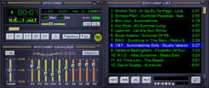 Spotify releases 'Spotiamp,' a new lightweight client honoring Winamp