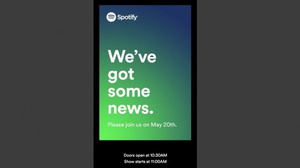 Spotify pitää mysteerisen tilaisuuden juuri ennen Applen musiikkipalvelun julkaisua