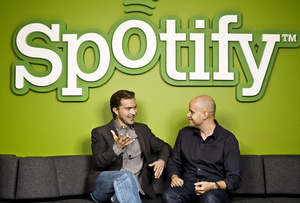 Spotify launching in 20 new markets