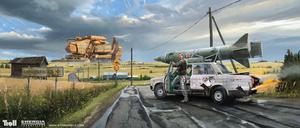 Kotimaiselle Star Wreckille jatkoa – luvassa ydinräjädyksiä tulevaisuuden Neuvostoliitossa