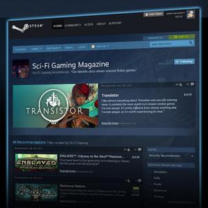 Steam sai uusia löytöominaisuuksia