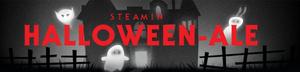 Steamin Halloween-ale alkoi