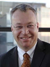 Former Nokia CEO Elop to head major Microsoft division