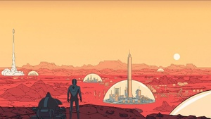 Taas on ilmaista pelattavaa tarjolla rajoitetun ajan: Surviving Mars ja Metro 2033