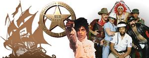 Village People ja Prince vaativat miljoonia Pirate Baylta
