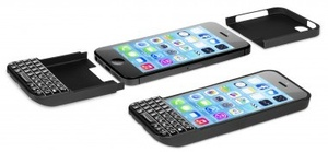 BlackBerry sues Typo Products over its new iPhone keyboard case