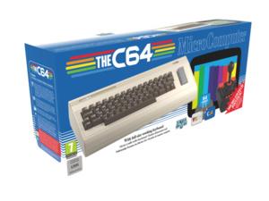 Täysikokoinen Commodore 64 tulee Suomeen tänä jouluna