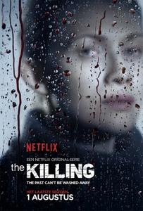 Vanaf 1 augustus 4de seizoen The Killing exclusief bij Netflix