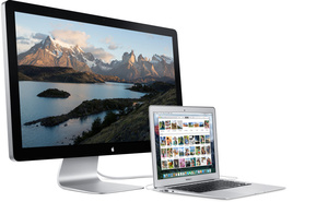 Apple's updated Thunderbird Display has an integrated GPU?