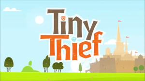 Rovio teases new adventure game 'Tiny Thief'