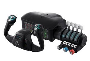 Turtle Beach julkaisi Xbox Series X / S -konsoleille sopivan VelocityOne Flight -ohjausjärjestelmän