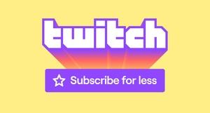 Twitch-tilauksen hinta laski Suomessa