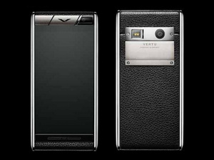 Vertu unveils another luxury Android smartphone