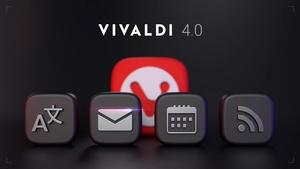 Vivaldi-selaimeen lisättiin kääntäjä, sähköpostiohjelma, kalenteri ja syötelukija
