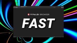 Vivaldi-selain on nyt merkittävästi nopeampi ja tukee Apple M1-piiriä
