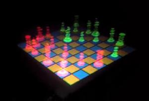 Voxiebox-pelijärjestelmä on kuin hologrammipeli suoraan tieteiselokuvasta