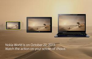 Nokia teaser ny Phablet, Tablet og Ultrabook til lancering den 22. oktober