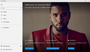 Microsoft rebrands Xbox Music as 'Groove'