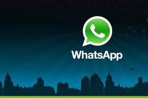 WhatsApp message traffic now exceeds that of SMS