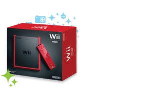 Nintendolta tulossa Wii Mini joulumyyntiin