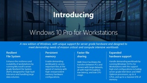"Microsoft announces a new edition of Windows 10 - aimed for ""real pro"" users"