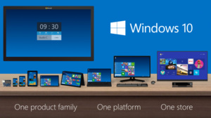 Windows 10 RTM due early-Fall 2015