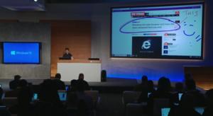 Microsoft esitteli Project Spartan -selaimen