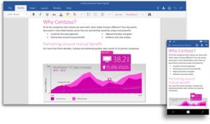 Windows 10:n Office-sovellusten ennakkoversiot tulivat ladattaviksi