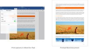 Office for iPad hits 27 million downloads