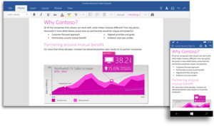Microsoft Office 2016 coming this year