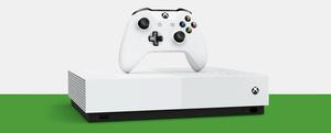 Microsoft paljasti Xbox One S All-Digitalin – Ei lainkaan levyasemaa
