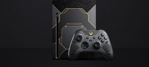 Microsoft julkaisi Halo-teemaisen Xbox Series X -konsolin
