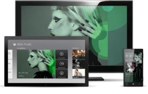 Xbox Music tuli nettiin