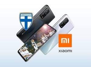 Xiaomi ja Suomen Palloliitto aloittivat yhteistyön