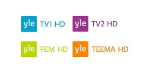 Ylen HD-kanavat käynnistyvät Digitan antenniverkossa maaliskuun lopussa