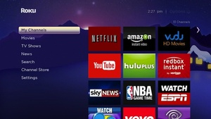 Roku set-tops get native YouTube app