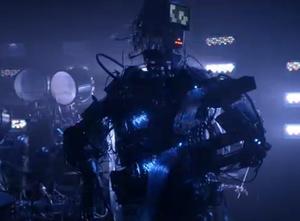 Tältä kuulostaa roboteista koostuva yhtye Z-Machines
