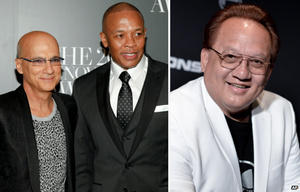 Dre, Iovine sued by former Beats partner